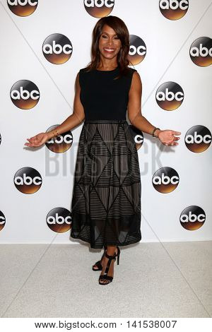 LOS ANGELES - AUG 4:  Channing Dungey at the ABC TCA Summer 2016 Party at the Beverly Hilton Hotel on August 4, 2016 in Beverly Hills, CA