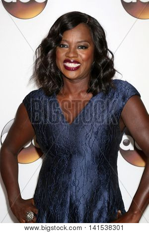 LOS ANGELES - AUG 4:  Viola Davis at the ABC TCA Summer 2016 Party at the Beverly Hilton Hotel on August 4, 2016 in Beverly Hills, CA