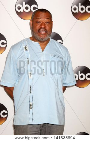 LOS ANGELES - AUG 4:  Laurence Fishburne at the ABC TCA Summer 2016 Party at the Beverly Hilton Hotel on August 4, 2016 in Beverly Hills, CA