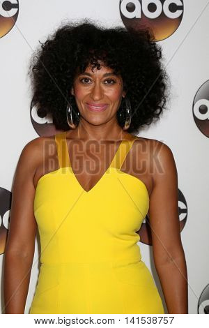 LOS ANGELES - AUG 4:  Tracee Ellis Ross at the ABC TCA Summer 2016 Party at the Beverly Hilton Hotel on August 4, 2016 in Beverly Hills, CA