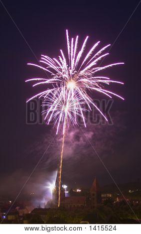 Fireworks On Whitsun