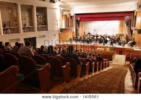 Concert Auditorium