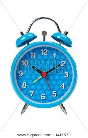 Despertador azul