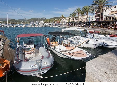 Boat For Rent Port Andratx Mallorca