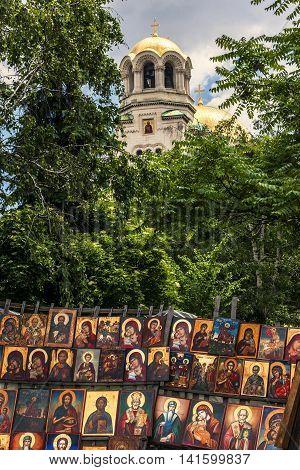 Alexander Nevsky Cathedral - Sofia, Bulgaria