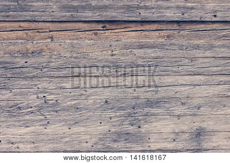 rustic brown old retro wooden textured background