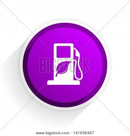 biofuel flat icon