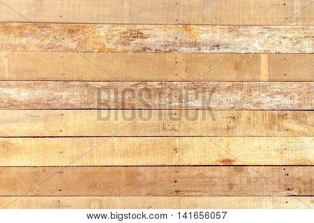 Old Vintage Planked Wood Tables Background Surface