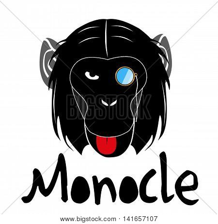 Ape Logotype vector and creative all for you