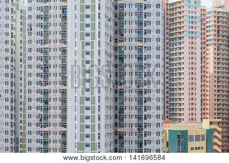 Facade building of citylife