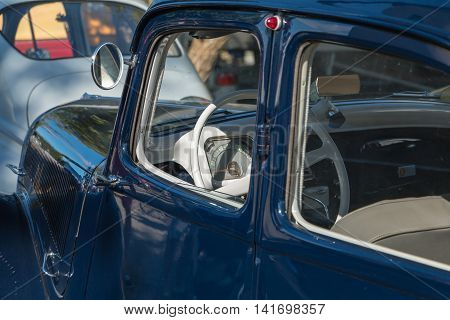 Collection Cars For Vintage Car Show