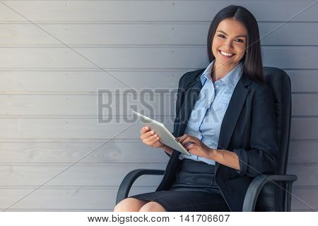 Beautiful Business Lady