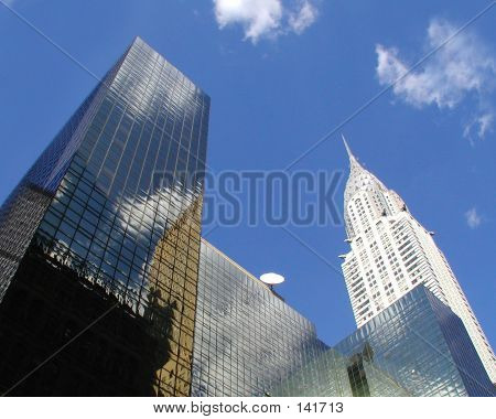 New York-Hochhaus