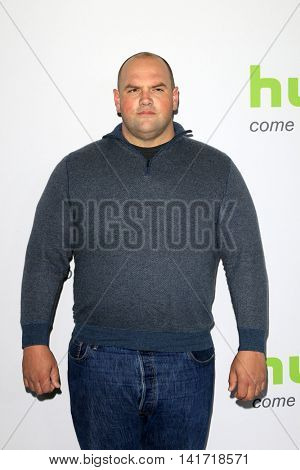 LOS ANGELES - AUG 5:  Ethan Suplee at the HULU TCA Summer 2016 Press Tour at the Beverly Hilton Hotel on August 5, 2016 in Beverly Hills, CA