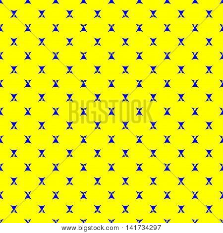 Triangle geometric seamless pattern. Fashion graphic background design. Modern stylish abstract colorful texture. Template for prints textiles wrapping wallpaper website Stock VECTOR ilustration