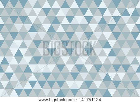 Retro Triangle Pattern The First Raindrop mosaic background