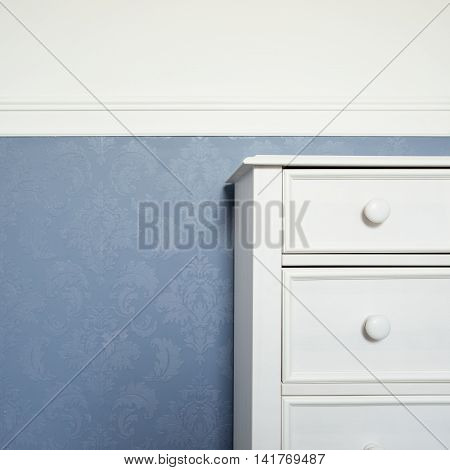 Close-up Of Commode