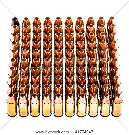 Square Of Bullets