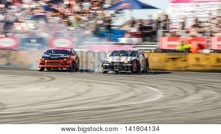 Russian Drift Series Stage 4