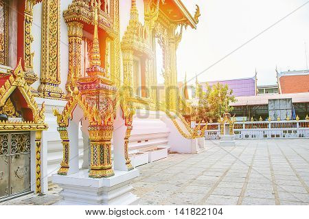 Temple Architecture on public Temple, The architecture of Buddhism