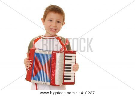 Accordion Boy 103