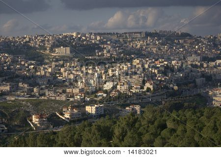 The Biblical Village of Nazareth in Israel