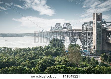 renovation of jiujiang yangtze river bridge China