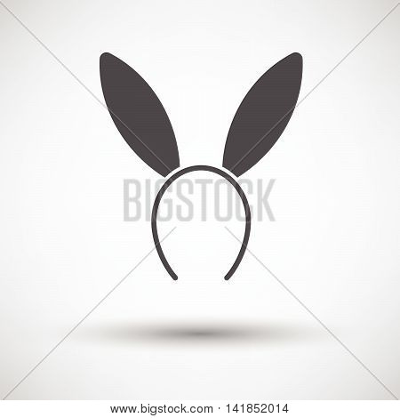 Sexy Bunny Ears Icon