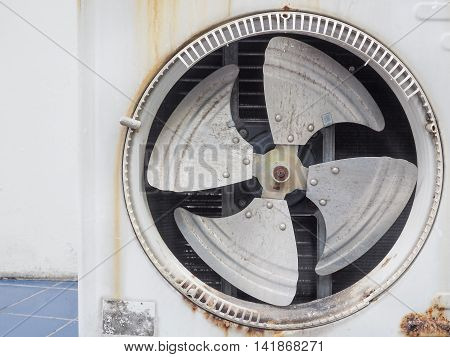 Air Conditioner Ventilation Fan/ Circular air ventilation duct