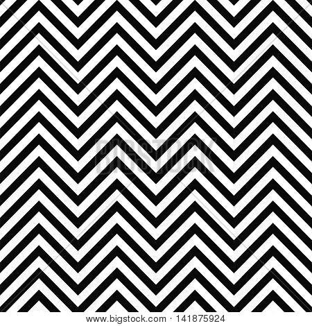MODERN ZIG ZAG PATTERN Classic chevron seamless pattern. vector illustration pattern for website design or print