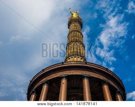 Angel Statue In Berlin Hdr