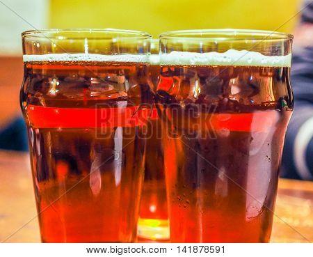 Hdr Beer Pint