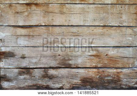Old Vintage Grunge Wooden Texture Background