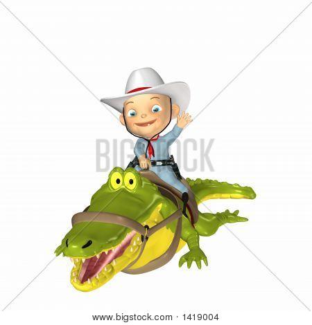 Baby - Florida Cowboy