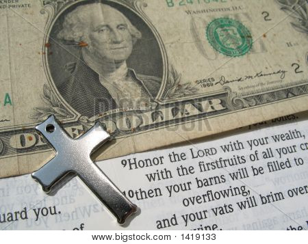 Honour The Lord With Your Wealth