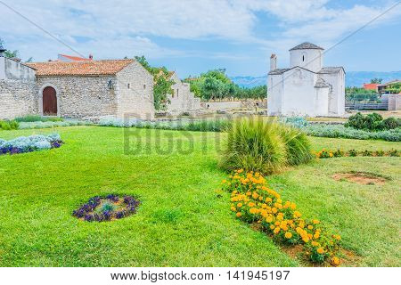 Smallest cathedral in world (Church of the Holy Cross) is located in small town NIn, in Croatia.