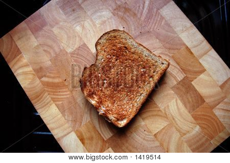 Toast On The Board