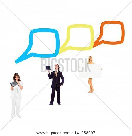 Situations Compilation Business Picture
