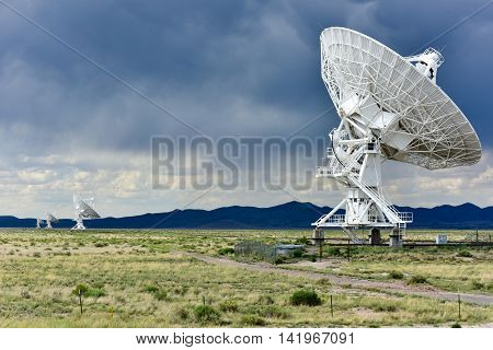 Very Large Array - New Mexico