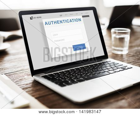 Authentication Permission Accessible Security Concept