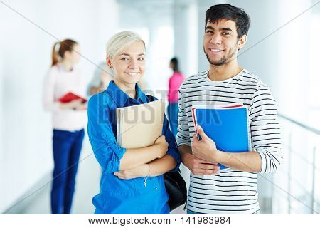 Friendly students