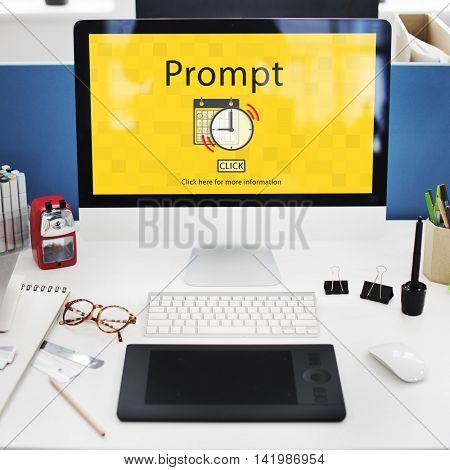 Prompt Schedule Notes Imporant Task Concept