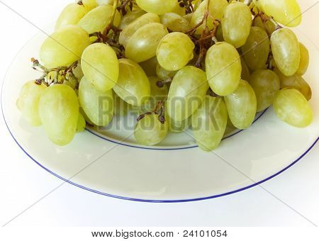 Large grapes