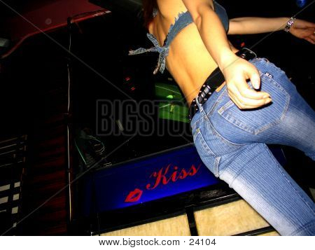 Night Club Dancer 2