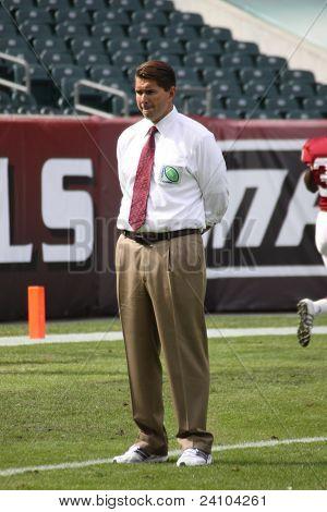 Temple Owls head coach Al Golden