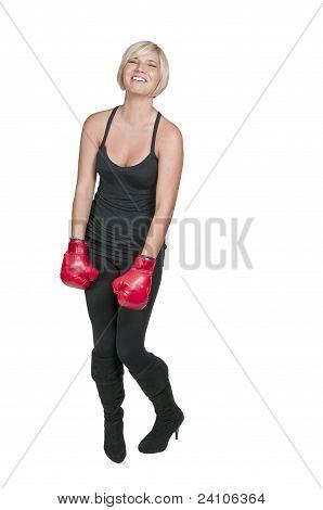 Giggling Boxer
