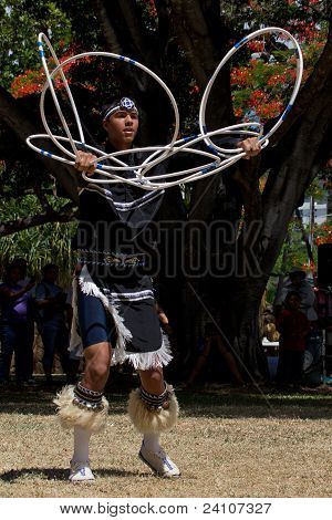 Hoop Dancer 2011