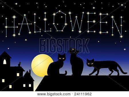Halloween Constellation