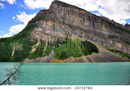 Lake Louise amazing colours