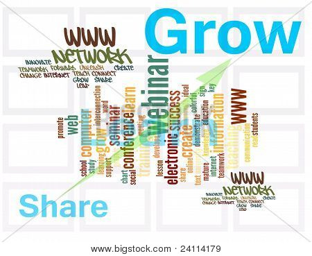 webinar is a path to growth